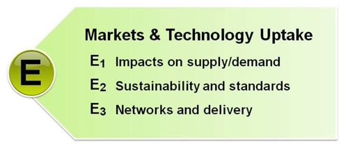 Markets and Technology Uptake